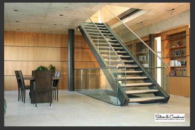 best escalier double limon pictures. Black Bedroom Furniture Sets. Home Design Ideas